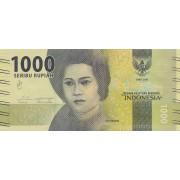 Indonezija. 2016 m. 1.000 rupijų. UNC
