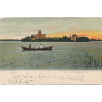 Trakai. 1905 m.