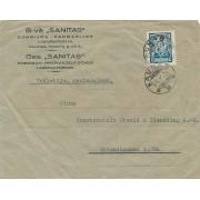 """Kaunas. 1924 m. """"SANITAS"""""""