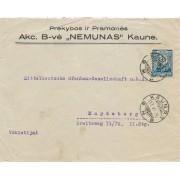 """Kaunas. 1924 m. """"NEMUNAS"""""""