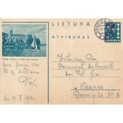 Kaunas. 1940 m.