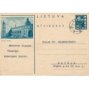 Ukmergė. 1940 m.