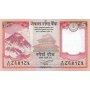 Nepalas. 2017 m. 5 rupijos. UNC