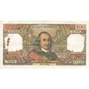 Prancūzija. 1972 m. 100 frankų