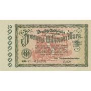 Vokietija. 1923 m. 20.000.000 markių