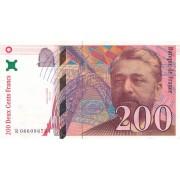 Prancūzija. 1999 m. 200 frankų