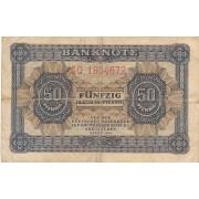 Vokietija / VDR. 1948 m. 50 pfennigų