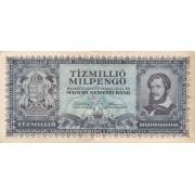 Vengrija. 1946 m. 10.000.000 pengo