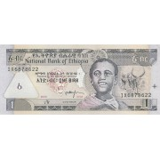 Etiopija. 2008 m. 1 biras