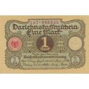 Vokietija. 1920 m. 1 markė. P58. UNC