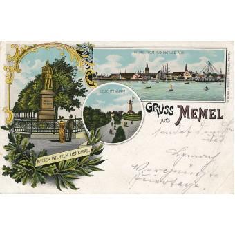Klaipėda. 1902 m.