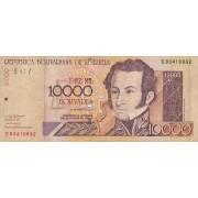 Venesuela. 2004 m. 10.000 bolivarų