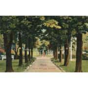 """Klaipėda. 1910 m. Masonų ložės """"Memphis"""" sodas"""