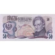 Austrija. 1970 m. 50 šilingų