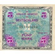 Vokietija. 1944 m. 5 markės