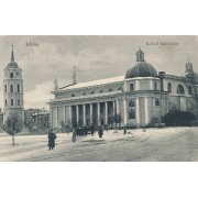 Vilnius. 1909 m.