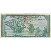 Škotija. 1968 m. 1 svaras
