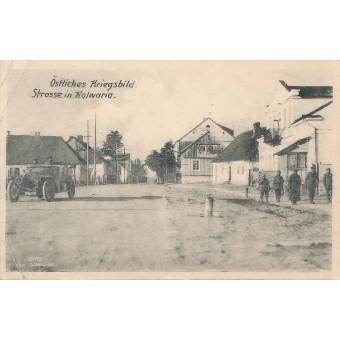 Kalvarija. 1915 m.