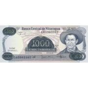Nikaragva. 1987 m. 500.000 kordobų. P150. UNC