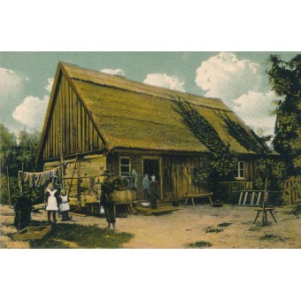Juodkrantė iki 1914 m.