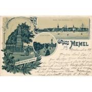 Klaipėda. 1899 m.