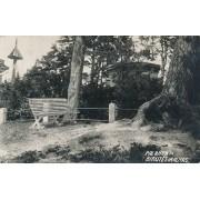 Palanga. 1934 m. Birutės kalnas