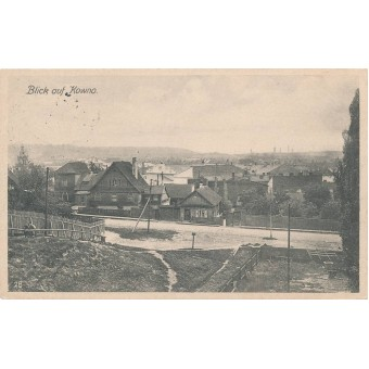 Kaunas. 1915 m.