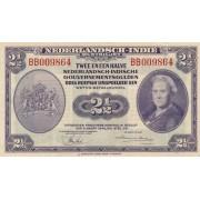 Nyderlandų Indija. 1943 m. 2 1/2 guldeno