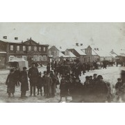 Žagarė iki 1914 m.