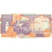 Somalis. 1990 m. 1.000 šilingų. UNC