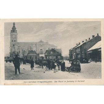 Joniškis. 1916 m.