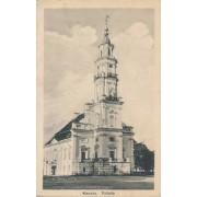 Kaunas. 1925 m. Rotušė
