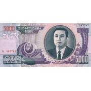 Šiaurės Korėja. 2006 m. 5.000 vonų