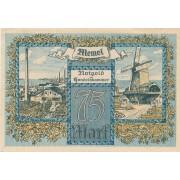Klaipėda. 1922 m. 75 markės