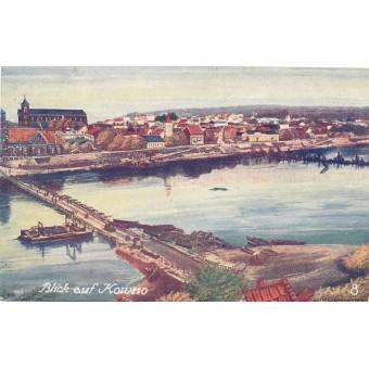 Kaunas. 1917 m.