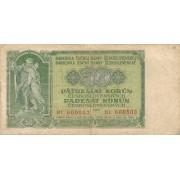Čekoslovakija. 1953 m. 50 korunų