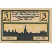 Įsrutis. 1920 m. 3 markės