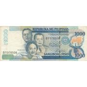 Filipinai. 2010 m. 1.000 pesų