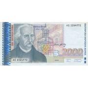 Bulgarija. 1996 m. 2.000 levų