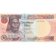 Nigerija. 2011 m. 100 naira. UNC