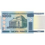 Baltarusija. 2000 m. 1.000 rublių. UNC