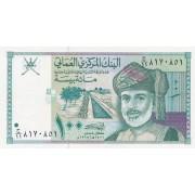 Omanas. 1995 m. 100 baisa. P31. UNC