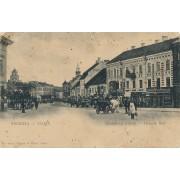 Vilnius iki 1914 m. Didžioji gatvė