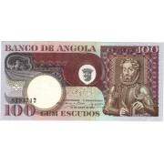 Angola. 1973 m. 100 eskudų. aUNC