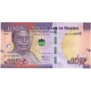 Nigerija. 2014 m. 100 naira. UNC