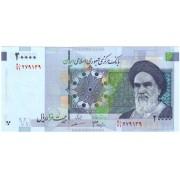 Iranas. 2005 m. 20.000 rialų. UNC