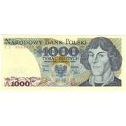 Lenkija. 1982 m. 1.000 zlotų. P.146c. UNC