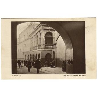 Vilnius iki 1914 m. J.Bulhak