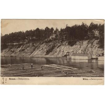 Vilnius iki 1914 m. Žvėrynas