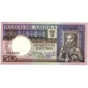 Angola. 1973 m. 50 eskudų. UNC